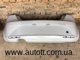 Задний бампер Seat  LEON (1P1) от 2012 1P0807417 оригинал