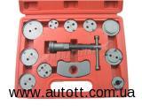 Набор для замены тормозных колодок авто (12 единиц)