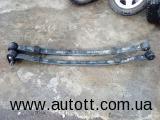 Рессора задняя mercedes sprinter 906 vw crafter 9063201806